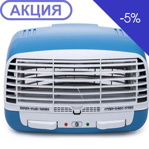 Очиститель-ионизатор воздуха Супер-Плюс Турбо синий