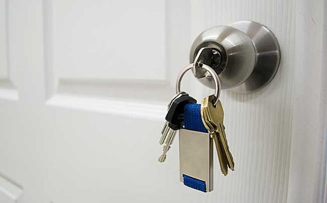 Выбор замка по типу ключа