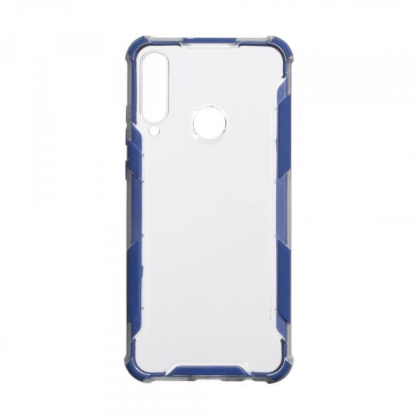Чехол Armor Case Color Clear for Huawei Y6P Eur Ver