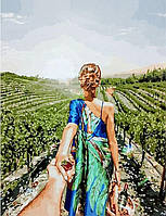 Картины по номерам 40х50 см Brushme Следуй за мной.Калифорния (GX 3441), фото 1