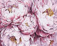 Картины по номерам 40х50 см Brushme Пионы (GX 29483), фото 1