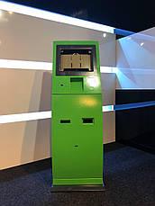 Корпус Грузин для терминала пополнения, корпус аппарата пополнения, корпус терминала самообслуживания, зеленый, фото 2