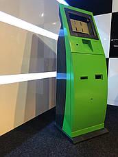 Корпус Грузин для терминала пополнения, корпус аппарата пополнения, корпус терминала самообслуживания, зеленый, фото 3