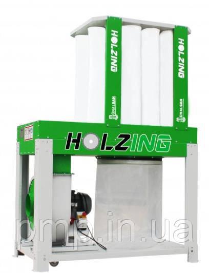 Аспирация Holzing RLA S 125 4500 м3/ч