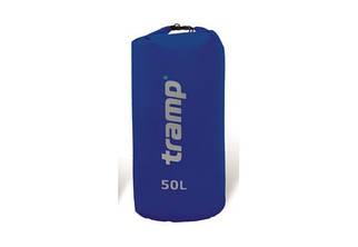 Гермомешок PVC 50л. синий Tramp TRA-068.6