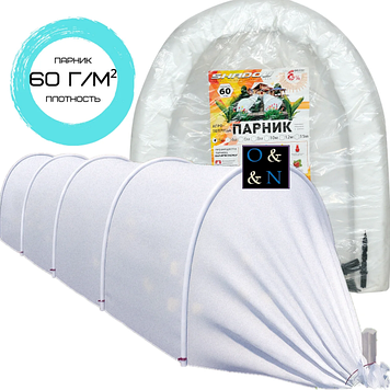"Парник 6м ""SHADOW"" плотность 60г/м² мини-теплица"