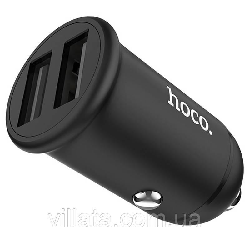 Автомобильное зарядное устройство для телефона Hoco Z30 (2USB/3.1A)