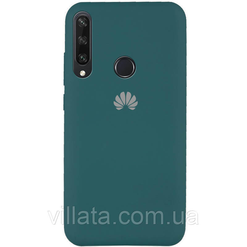Чехол Silicone Cover Full Protective (AA) для Huawei Y6p