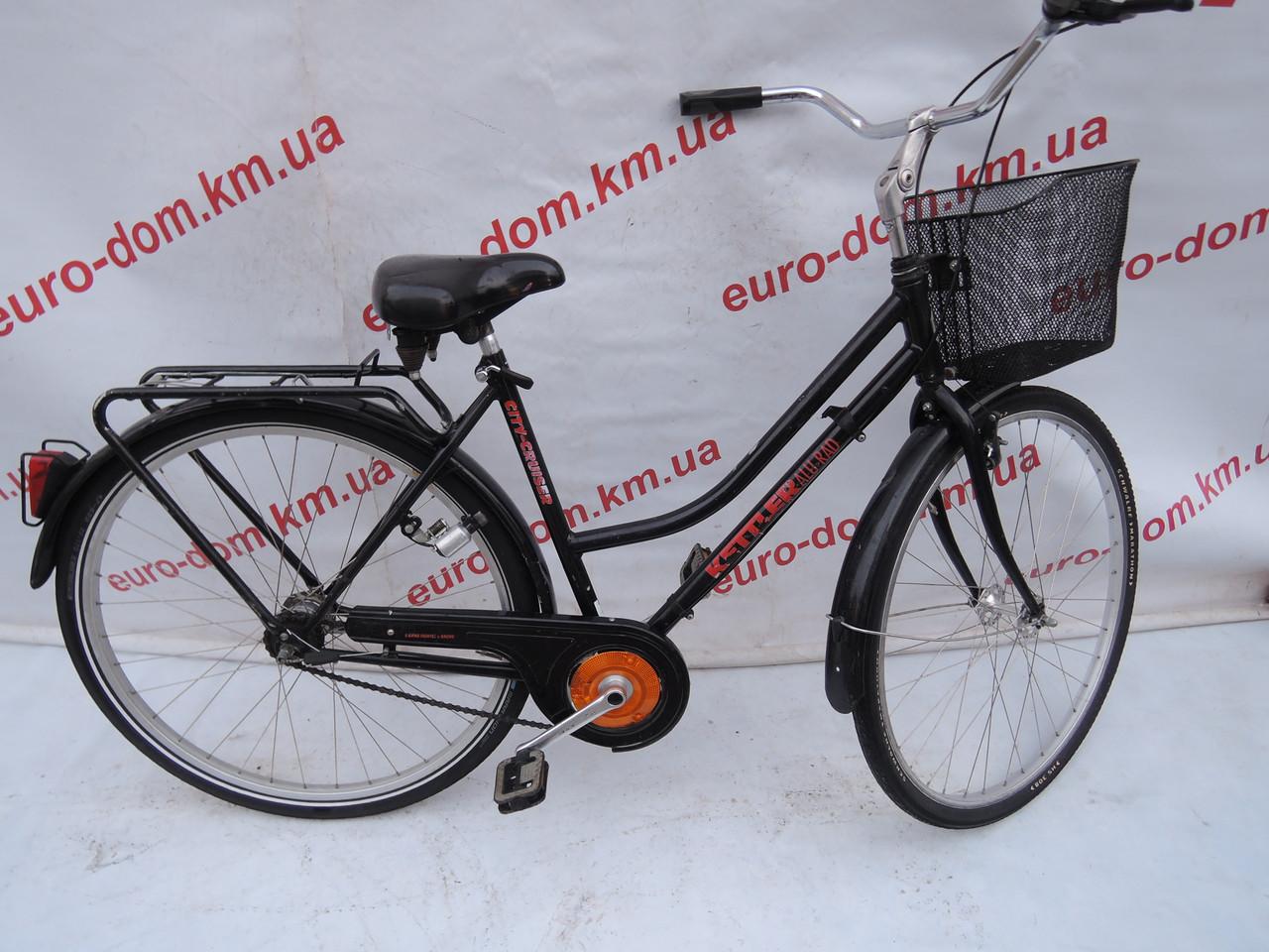 Городской велосипед Kettler 28 колеса 3 скорости на планетарке