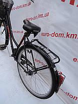 Городской велосипед Kettler 28 колеса 3 скорости на планетарке, фото 3