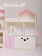 Кукольный домик с ящиком