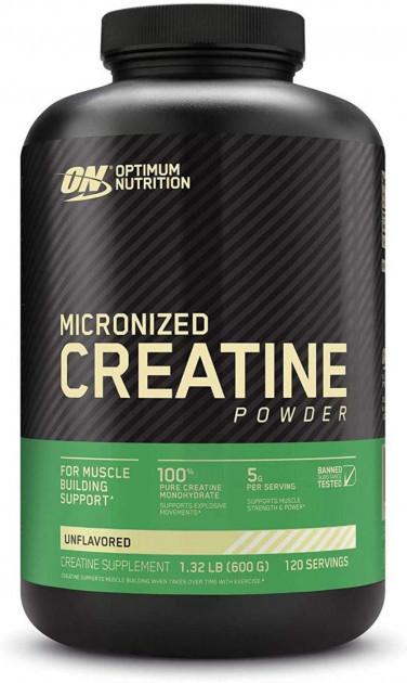 Креатин Creatine Powder Optimum Nutrition 600g