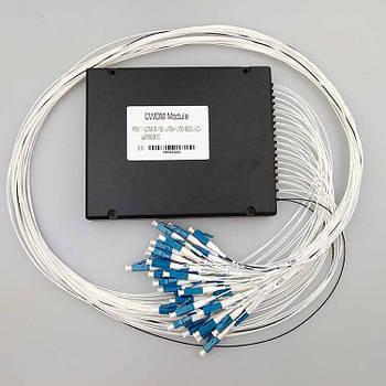 Мультиплексор DWDM 1x32 Channel Mux/Demux ABS box LC
