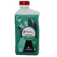 Гидравлическая жидкость минеральная TOTAL LHM Plus зеленая 1 л (202373)