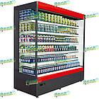 Гірка холодильна AURA 2,5 з вбудованим агрегатом, фото 2