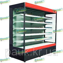 Гірка холодильна AURA 2,5 з вбудованим агрегатом