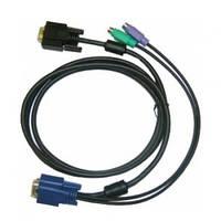 Комплект кабелей D-Link DKVM-IPCB для DKVM-IP/IP8, 1.8м