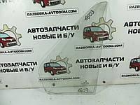 Стекло передней левой двери (форточка) RENAULT Trafic (1980-2000) ОЕ:7704000365