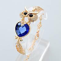 Красивый браслет Совушка BLU