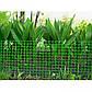 Сітка садова СР-15 (1м*20м, яч.15*15мм), сітка для пташників, зелена, фото 5