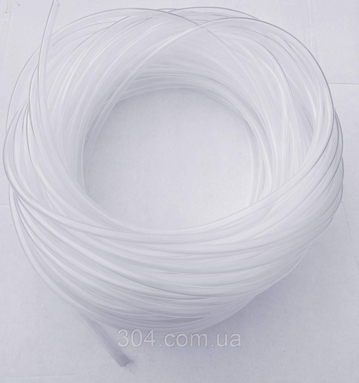 Трубка силиконовая 4*6 мм
