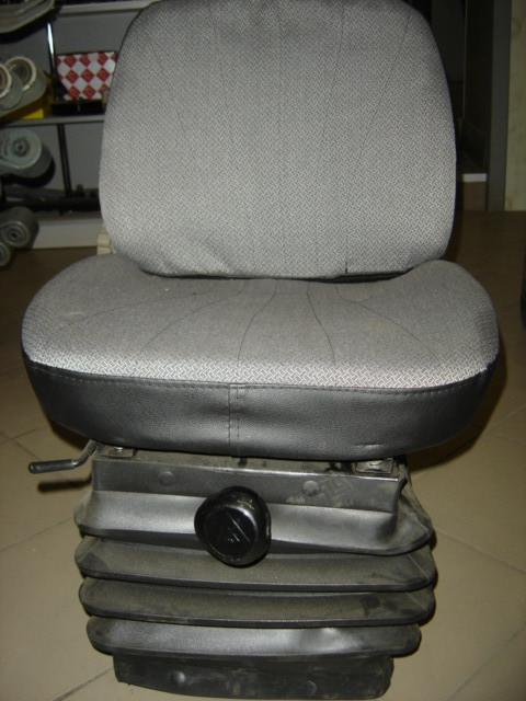 Сидіння МТЗ н. о. з регульованою спинкою (80-6800010)