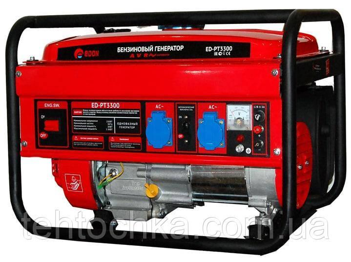 Генератор бензиновий EDON PT - 3300
