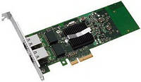 Сетевая карта DELL Intel Gigabit ET Dual Port Server Adapter PCIe x4