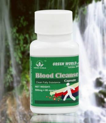 Капсулы Чин Сюе, Green World - очистка крови