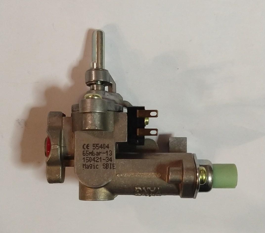 Кран газовий для поверхні Самсунг (Samsung) оригінал DG81-00995A