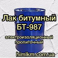 Лак БТ-987 электроизоляционный пропиточный, 40кг