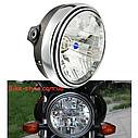 Фара для мотоцикла Honda cb400/600 Honda CB400 VTEC I II III IV CB750 VTR250 CB Hornet 250/600, фото 4