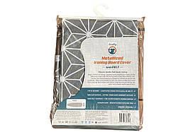 Чехол металлизированный для гладильной доски Laundry 110*30 TR-015-2S