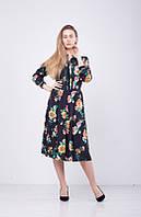 Платье Сансара черное Pari MKPR893-19З