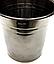 Ведерко для льда Benson BN-665 с ручкой (16 см) | ведро для охлаждения Бенсон | емкость для льда Бэнсон, фото 2
