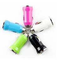 Автомобильное зарядное устройство адаптер USB