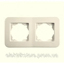 Рамка 2-ая  крем VIKO Rollina