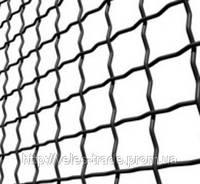 Сетка канилированная оцинкованная, яч.25х25мм., д.2,5мм.