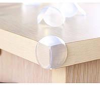 Накладки на углы мебели 4 шт