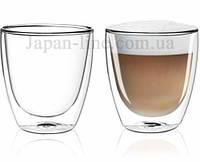 Набор стаканов с двойным дном Filter Logic CFL-660B Cappuccino 300 ml