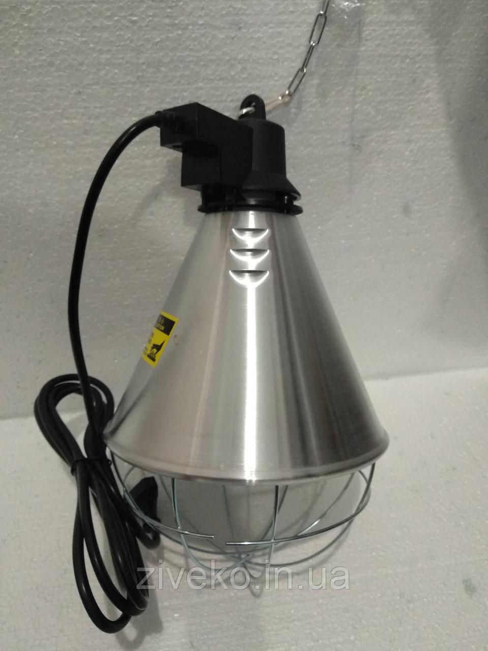 Захисний плафон для інфрачервоних ламп без перемикача