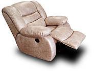 Кресло реклайнер Орландо Механика, обивки ассортименте, фото 1