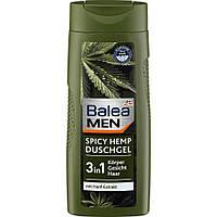 Гель для душа BaleaMen 3 in 1 Spicy Hemp 300 мл