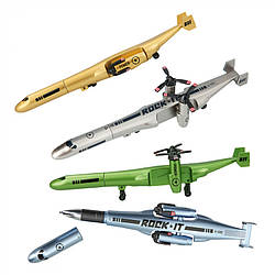 Monster Cars Шариковая ручка Вертолет Helicopter