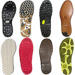 Какие бывают виды подошв обуви