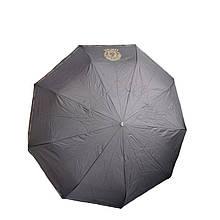 Зонт женский мужской черный автомат антиветер 003ZN