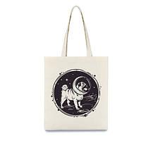 Экосумка (сумка-шопер) хлопок 35*35см