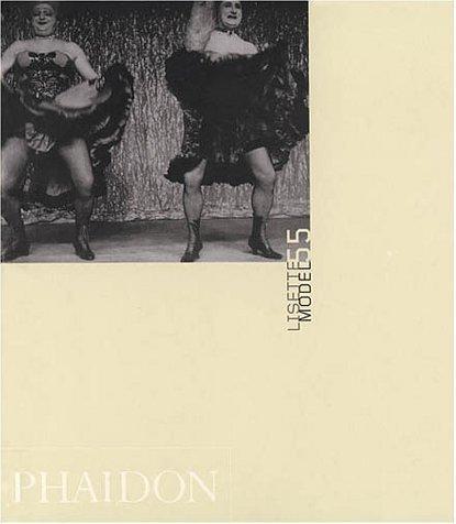 Книга Lisette Model (Phaidon 55's)