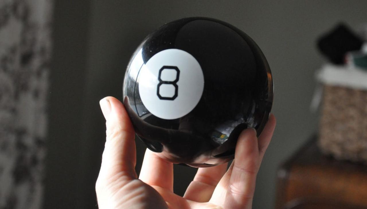 Куля провісник 8 - Magic 8 Ball Чарівний Куля Унікальний подарунок