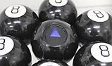 Куля провісник 8 - Magic 8 Ball Чарівний Куля Унікальний подарунок, фото 3